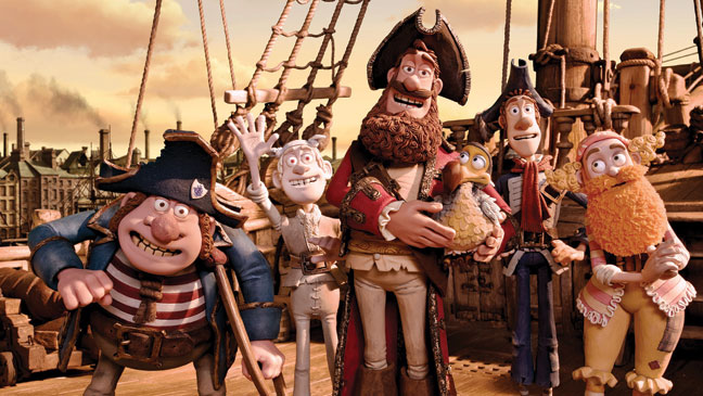 The Pirates Band Of Misfits Hollywood Reporter