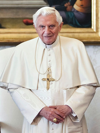 BILL'S BIGGEST CONTROVERSIES: Pope Benedict XVI