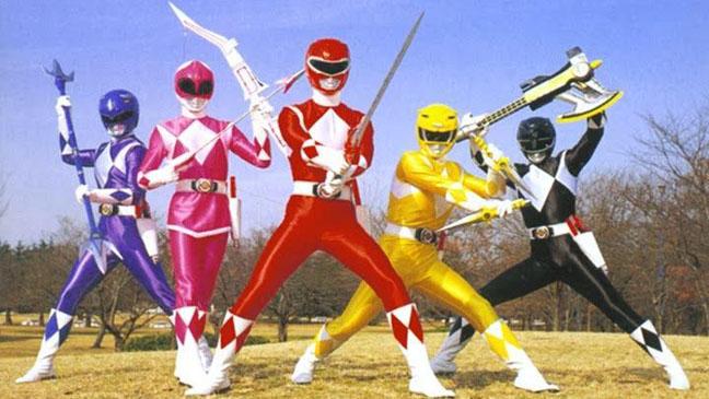 Power Rangers Promo Image - H 2012