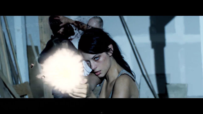 Project S.E.R.A Short Film Still - H 2012