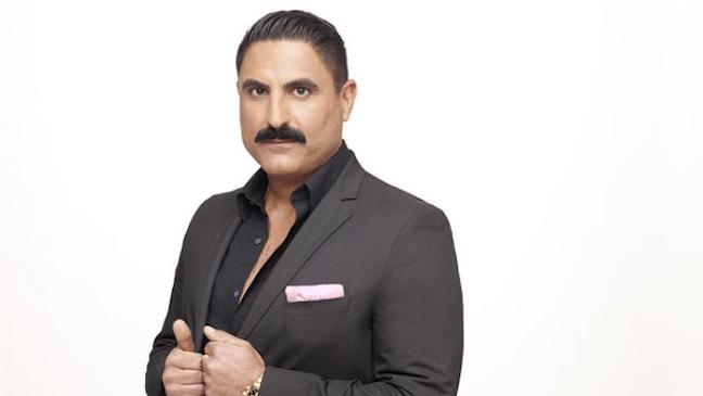 Reza Farahan Shahs of Sunset 2012