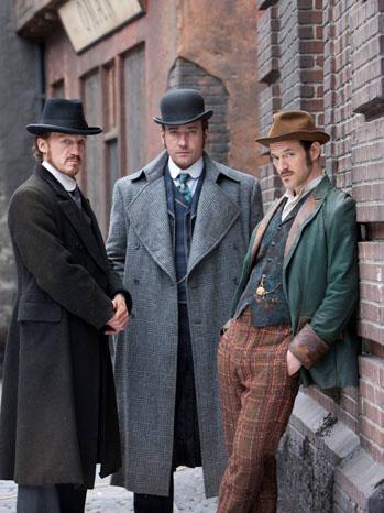 Ripper Street Dramaville BBC - P 2012
