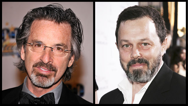 Robert Carradine and Curtis Armstrong - H 2012