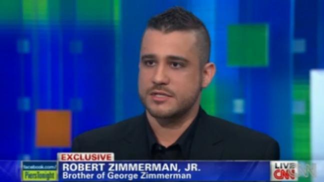 Robert Zimmerman on Piers Morgan Tonight