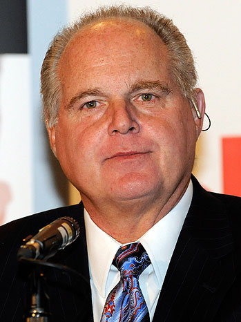 DOWN: Rush Limbaugh
