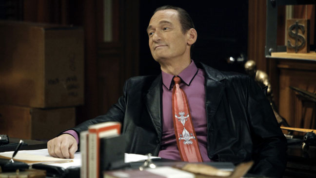 Ryan Stiles Are You There Chelsea? NBC - H 2012