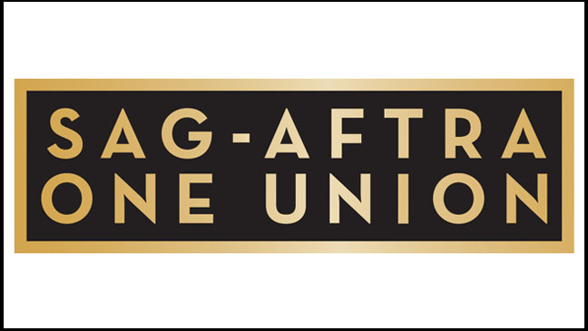 SAG AFTRA One Union Logo - H 2012