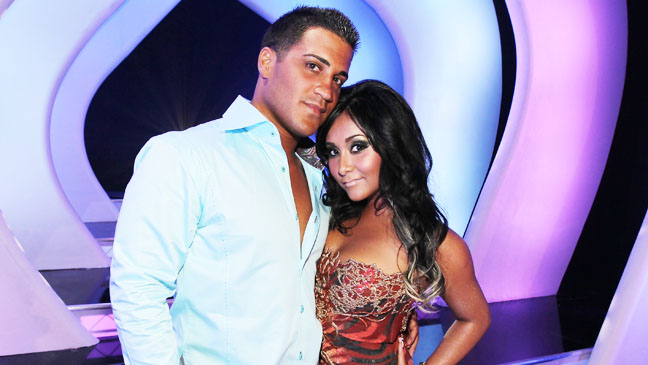 Jionni LaValle and Snooki - H 2012