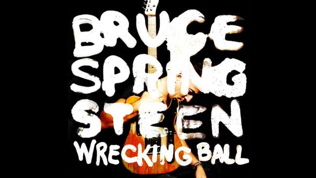 Wrecking Ball Bruce Springsteen - H 2012