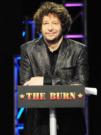 The Burn Pilot - P 2012