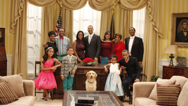 The First Family Cast Photo - H 2012