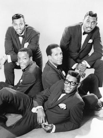 The Temptations 1965 - P 2012