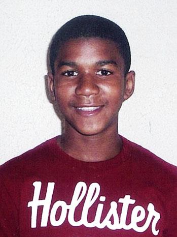 Trayvon Martin - P 2012