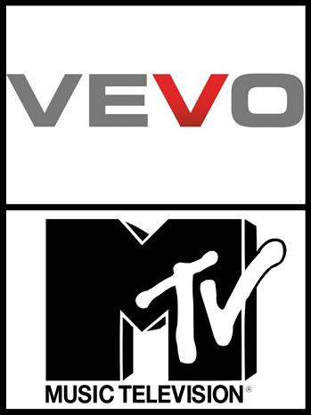 Vevo MTV logo Split - P 2012