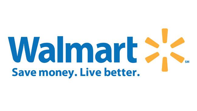 Walmart Logo - H 2012
