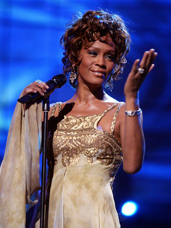 Whitney Houston World Music Awards - P 2012