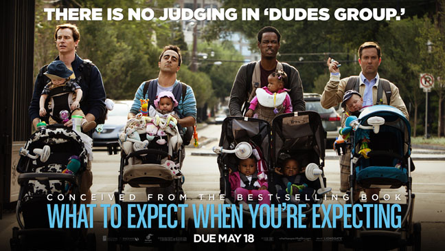 What to Expect Dudes Banner - H 2012