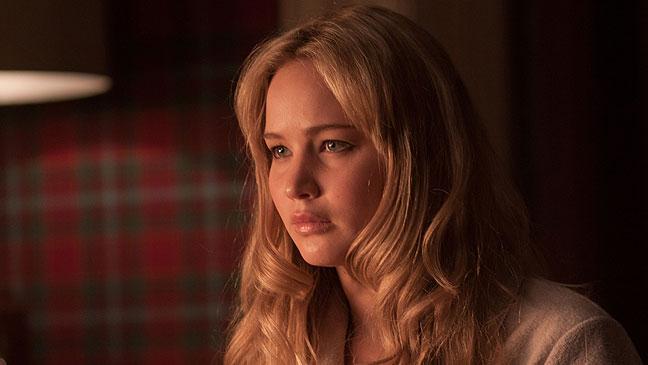 """Jennifer Lawrence in """"X-Men: First Class"""""""