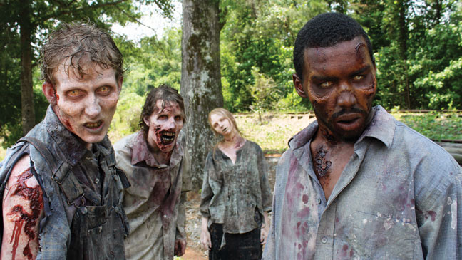 """BY THE NUMBERS: """"The Walking Dead"""""""
