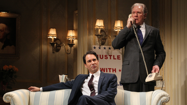 The Best Man - Eric McCormack and John Larroquette