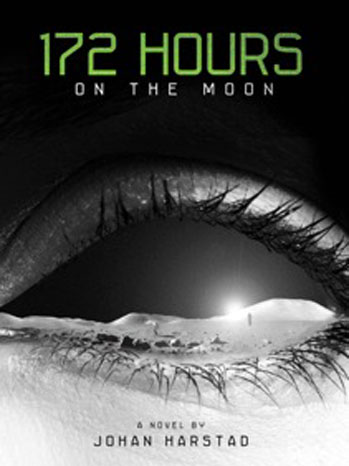 172 Hours On The Moon Book Cover - P 2012