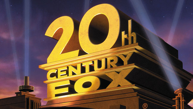 20th Century Fox Logo - H 2012