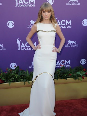 Acm Awards Taylor Swift Miranda Lambert Lady A Own The Night Hollywood Reporter