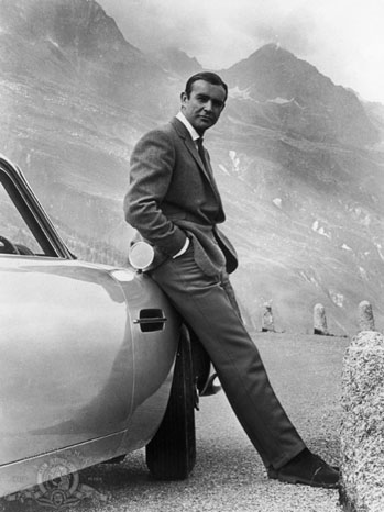 Sean Connery: Goldfinger (1964)