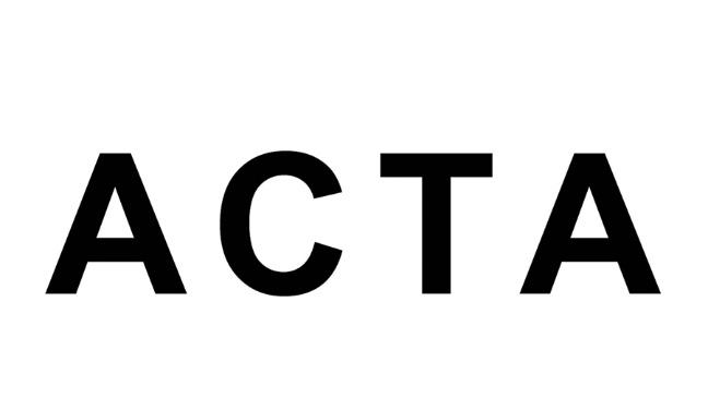 ACTA Logo - H 2012