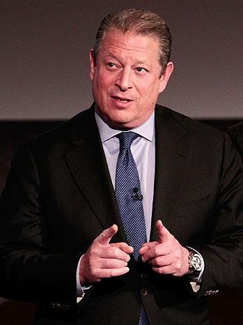 Al Gore, Current TV