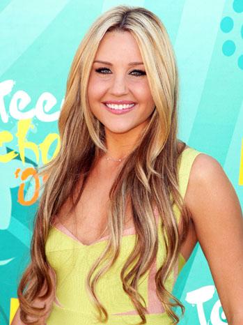 Amanda Bynes Teen Choice Awards - P 2012