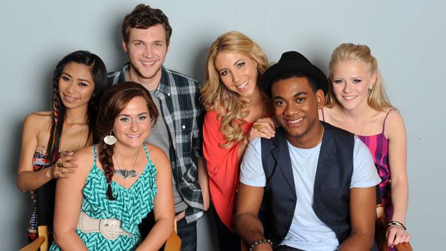 American Idol Final Six - H 2012
