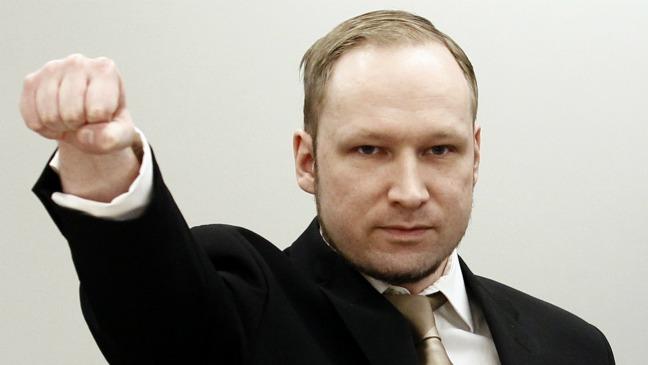 Anders Behring Breivik - H 2012