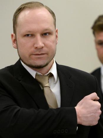 Anders Behring Breivik - P 2012