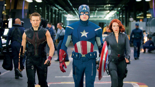 """Joining the A-Team: """"The Avengers"""""""