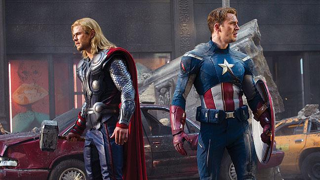 2012-15 REV The Avengers H