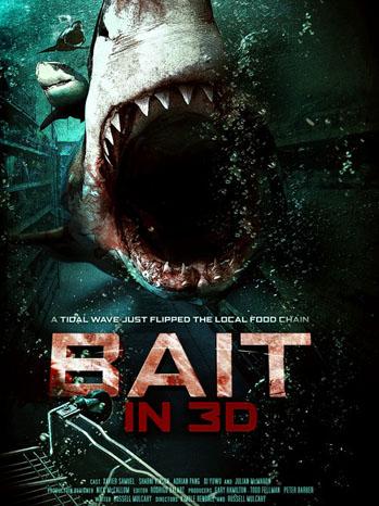 Bait 3D Poster Art - P 2012