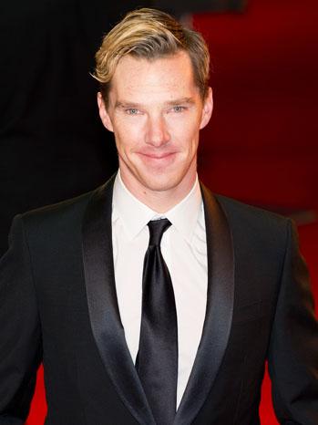 Benedict Cumberbatch UK War Horse Premiere - P 2012