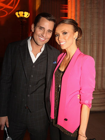 Bill Giuliana Rancic Union Station Chicago - P 2012