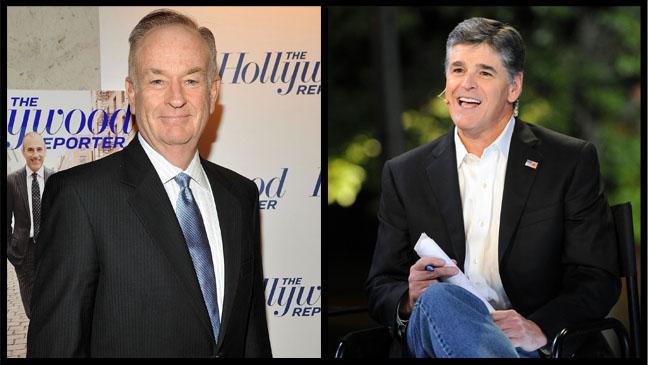 Bill O'Reilly Sean Hannity - H 2012