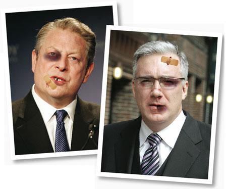 2012-13 REP Al Gore Keith Olbermann P
