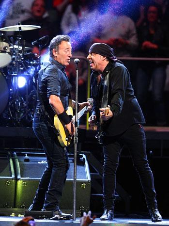 Bruce Springsteen Stevie Van Zandt - P 2012