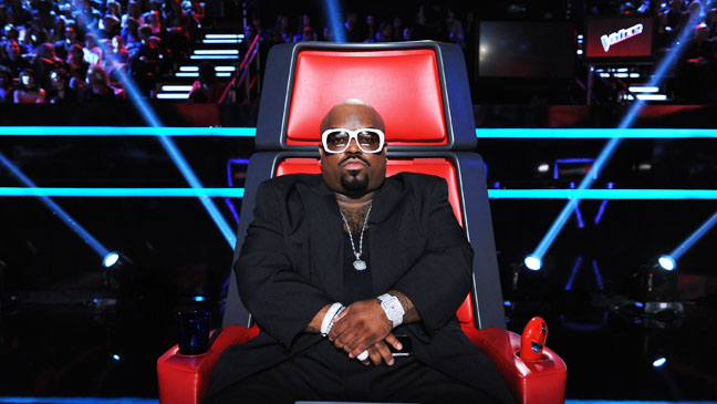 The Voice Cee Lo New PR Image - H 2012