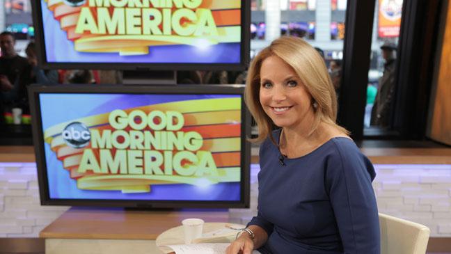 Katie Couric Good Morning America PR Still - H 2012