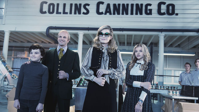 Dark Shadows Cast at Collins Canning Co - H 2012