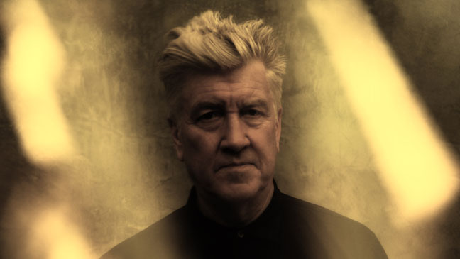 David Lynch Portrait - H 2012