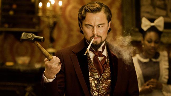 Django Leonardo Dicaprio Still - H 2012
