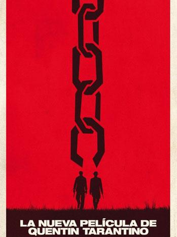 Django Unchained Poster - P 2012