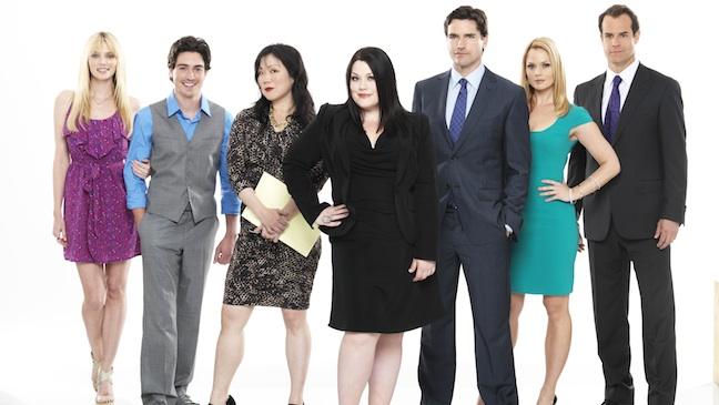 Drop Dead Diva Cast 2011
