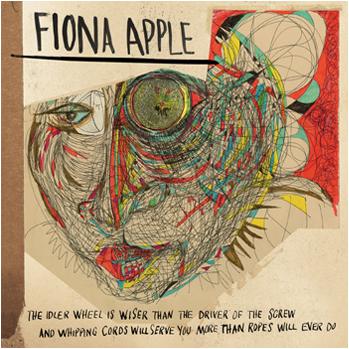 Fiona Apple Idler album art P